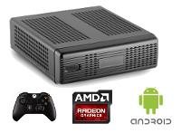 MINI PC ANDROID ULTRON con AMD ATHLON 5350